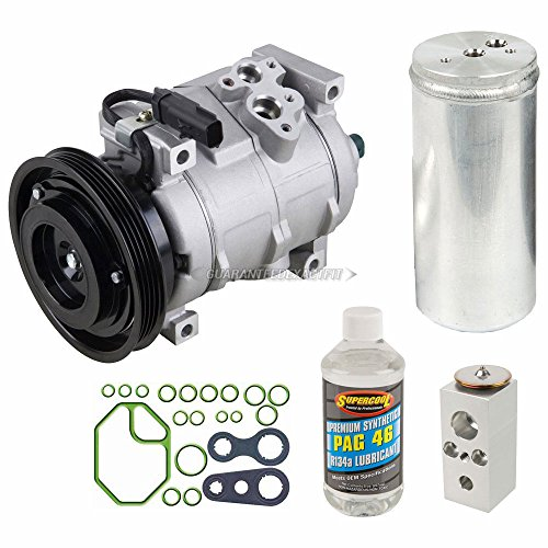 AC Compressor w/A/C Repair Kit For Dodge Neon & Plymouth Neon 2000 2001 - BuyAutoParts 60-80347RK - A/c Compressor Dodge Neon