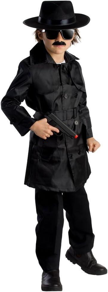 Dress Up America Disfraz de Agente espía de Chicos: Amazon.es ...