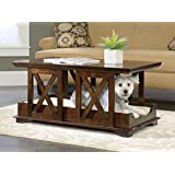 Sauder Coffee Table Pet Bed