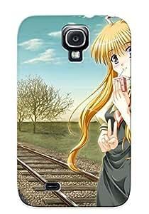 lintao diy [fremub-2660-lobfvor] - New Anime Air Misuzu Kamio Protective Galaxy S4 Classic Hardshell Case