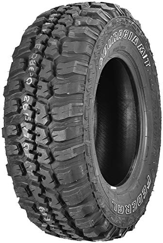 Federal Couragia M/T Performance Radial Tire-33x12.5R15 108Q (Best Looking Off Road Tires)
