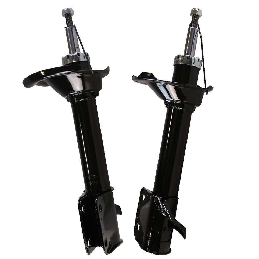 Prime Choice Auto Parts ST82417PR Rear Strut Assembly Pair