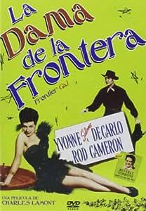 La dama de la frontera [DVD]