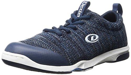 Dexter Jenna Bowling Shoes Blue Knit