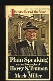Plain Speaking, Merle Miller, 0425026647