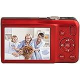 Digital Camera,KINGEAR V100 2.7 Inch TFT Color LCD Screen 15MP 720P HD Anti-shake Smile Capture Digital Video Camera