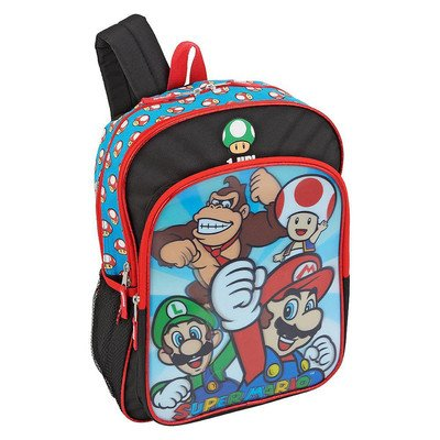 Price comparison product image Super Mario Backpack