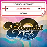 weston digital - Lovesick - Sycamore / Words (Digital 45)