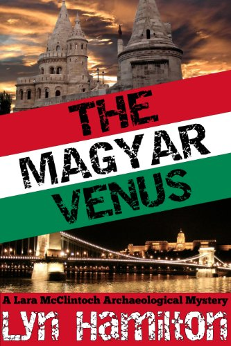 The Magyar Venus (Lara McClintoch Archaeological Mysteries Book 8)