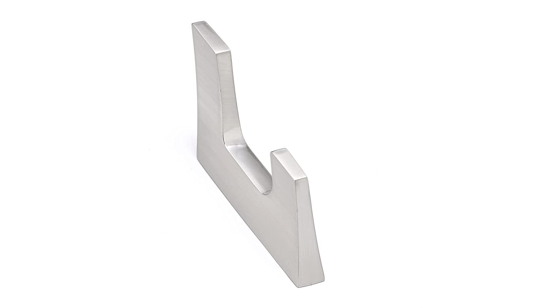 Richelieu Hardware RH2303021195 Contemporary Metal Hook Brushed Nickel Finish