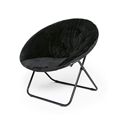 GYH Silla Plegable Black Moon Chair - sillón reclinable ...