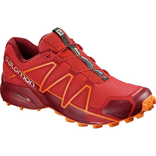 Salomon Speedcross 4 Trail Running Shoe - Men's High Risk Re