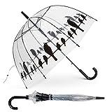 Abbott 27-Hitchcock Bubble Umbrella Birds