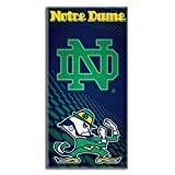 NCAA Notre Dame Fighting Irish Emblem Beach Towel