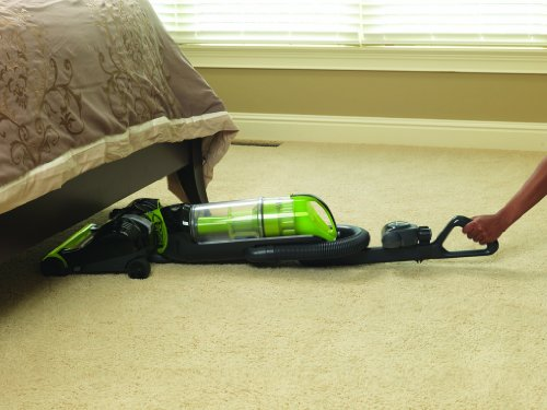 Panasonic MC-UL815 Bagless ''Jet Turn'' Upright Vacuum Cleaner - Corded by Panasonic (Image #2)