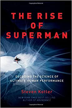 image for The Rise of Superman: Decoding the Science of Ultimate Human Performance