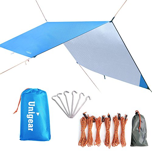 Waterproof Backpacking Lightweight Survival Included