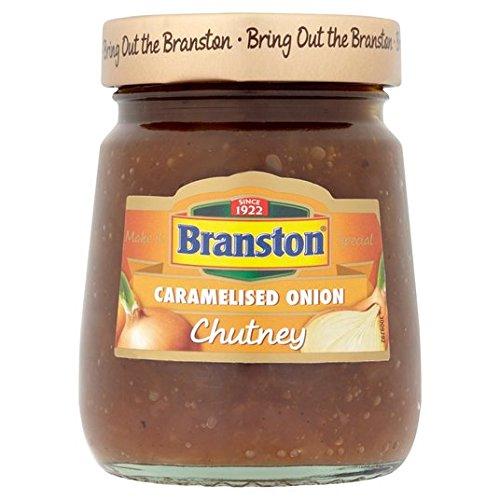 Branston Gekarameliseerde ui Chutney 290g