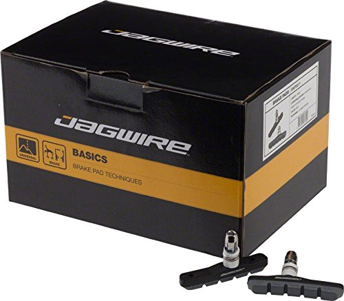 Jagwire Mountain Sport Brake Pads, Box of 25 Pair Grey