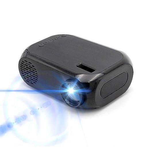 Mini Proyector Inteligente Portátil 320 * 240 Resolución Física ...
