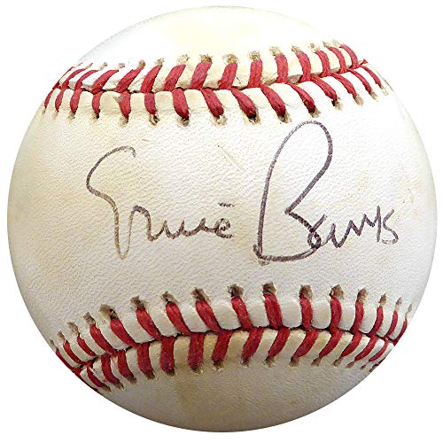 Ernie Banks Autographed Signed Memorabilia Official Nl Baseball Chicago Cubs SGC #Ab04713 - Certified Authentic ()