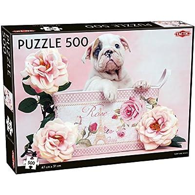 Tactic 55254 Puzzle Multicolore