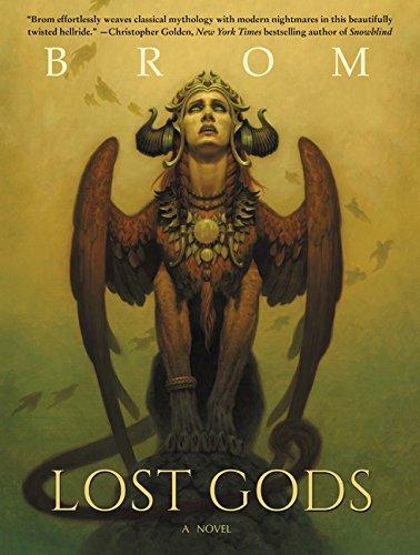 Lost Gods: A Novel by Harper Voyager