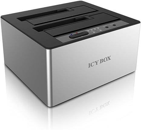 ICY BOX IB-121CL-U3 - Estaciones Base para HDD/ssd (Unidad de ...
