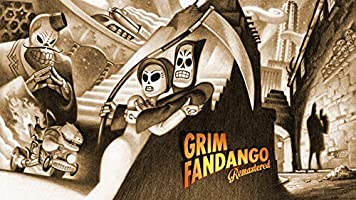 Grim Fandango Remastered - Nintendo Switch [Digital Code]