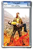 Fanboys vs Zombies #1 Cover H Incentive Arthur Suydam Variant Cover CGC 9.8