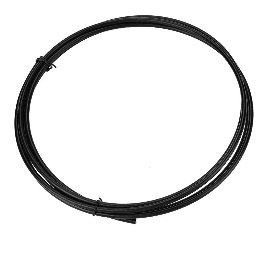 Tubo de Aceite de Freno de Bicicleta 3m Tubo de Freno de Disco de Bicicleta Manguera de Frenos de Aceite de Disco Hidr/áulico de Bicicleta de Bicicleta de Monta/ña para Shimano M315 335 395,Negro