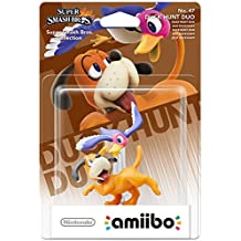 Duck Hunt Duo Amiibo (Super Smash Bros. Collection, No. 47) - Europe/Australia Import - Nintendo