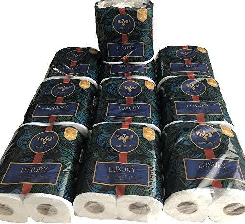 Cuarto de baño toalla de papel higiénico, con la piel, blanco para el secado de óptima - Rollo de pañuelos, de limpieza. Limpieza y suministros de ...