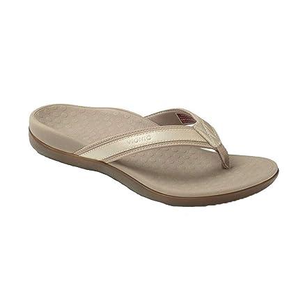 1fdefd5eedde Vionic Women s Islander II Arch Support Toe-Post Sandals