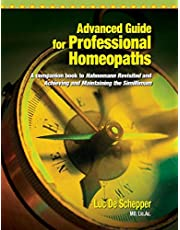 Advanced Guide for Professional Homeopaths