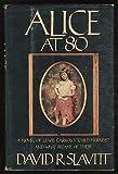 Alice at Eighty, David R. Slavitt, 0385188838