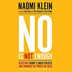 No Is Not Enough Audiobook