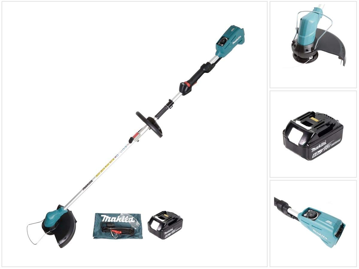 Makita DUR 183 L 18 V Brushless - Desbrozadora con batería y ...