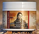 4 Pack of Navajo Medicine of the People Sore Joint Pack- 1 Cream 2 Oz, 1 Massage Oil 4 Floz, 1 Tin of Rub 2 Oz, 1 Travel Tin Rub 0.75 Oz -Pain From Aching or Sore Joints, Arthritis, Powwow