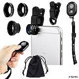 Best Smartphone Camera Lenses - Universal 3in1 Camera Lens Kit for Smartphones Review
