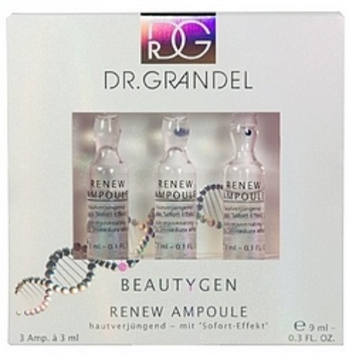 Cheap Dr. Grandel Beauty-gen Renew Ampoule 24×3 Ml. Slows the Aging Process. Conceals Wrinkles and Irregularitie. Leaves the Skin Shine in New Splendor