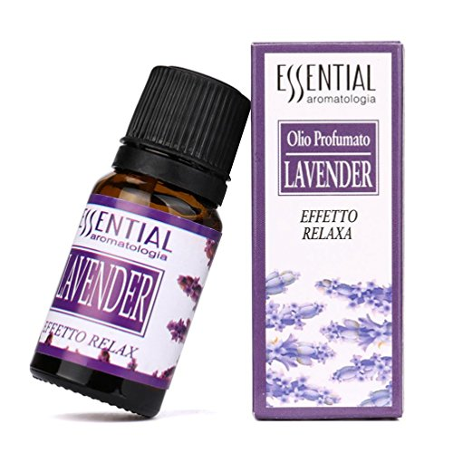 Essential Oils, jinjiu 10ML Pure & Natural Essential Oils Aromatherapy Stress Relief Scented Massage and Body Oils (Lavender)