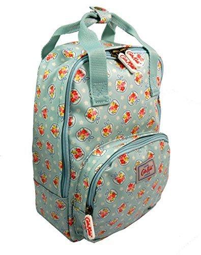 Cath Kidston Cath Kids New Medium Backpack Apple Ditsy Pale Blue