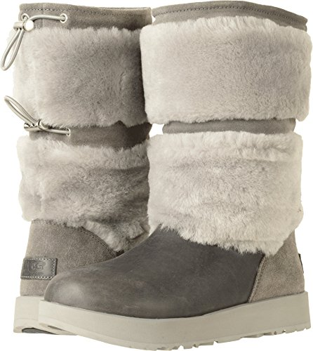UGG Women's Reykir Waterproof Metal 7.5 B US (Uggs Sale)