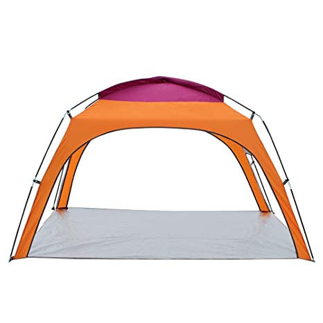 Outdoor 3-Person Waterproof Double-Walled Tent Shelter Hiking Camping Tent UK