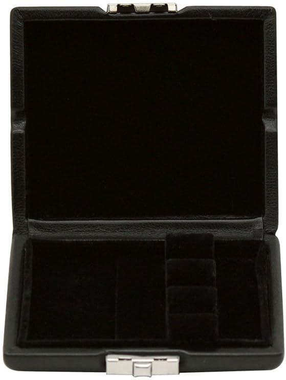 ammoon Caso de Reed Cuero de PU Cubra Reed Caja de almacenamiento para Oboe Bassoon 3 piezas Cañas: Amazon.es: Instrumentos musicales
