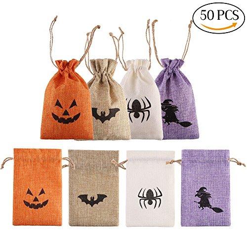 Halloween Treat Bag Pattern - 1