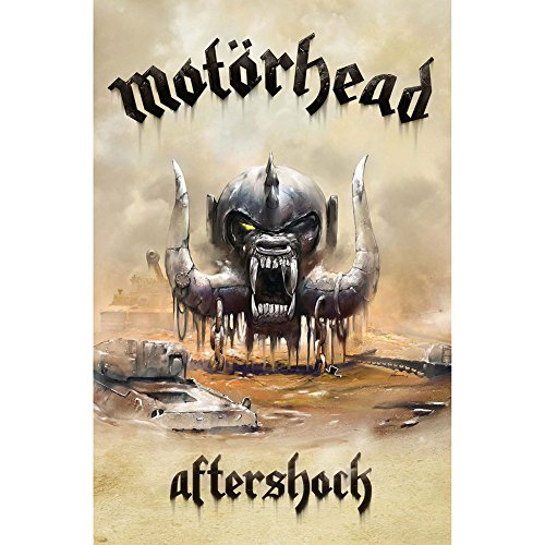 Motorhead - Poster Flag