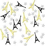 Beistle CN300 Eiffel Tower Confetti, 1/2-Ounce