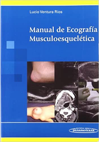 Book Manual de ecografia musculoesqueletica / Musculoskeletal Ultrasound Manual